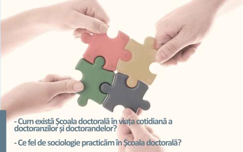 Scoala doctorala – o descriere sociologica